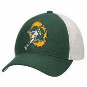 ad49eb95a4c Green Bay Packers Mitchell   Ness Mesh Back Slouch Adjustable Hat