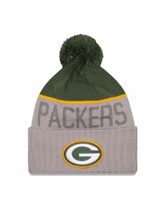 50c90ac9473 Green Bay Packers Sideline Knit