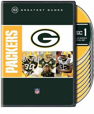 Green Bay Packers NFL Greatest Game Series