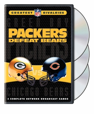 Green Bay Packers (Packers Defeat Bears) DVD