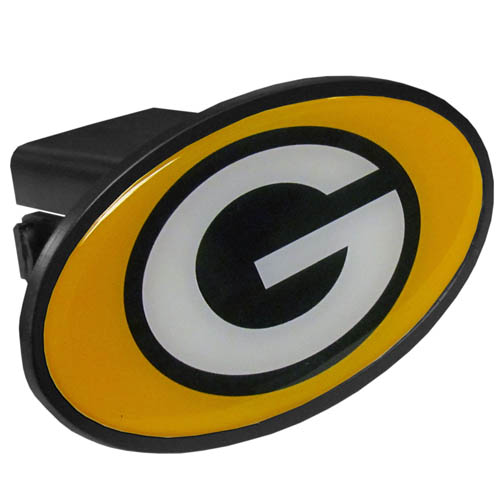 Green Bay Packers Team Plastic Hitch Cover