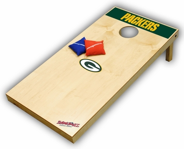 Green Bay Packers Regulation Size (XL) Tailgate Toss Beanbag Game