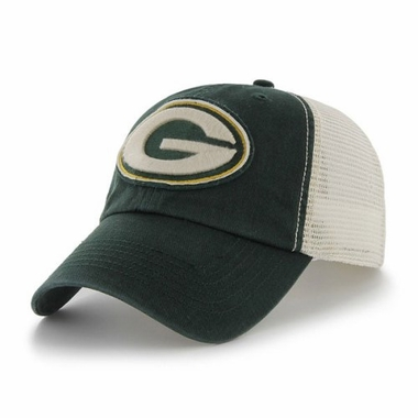 Green Bay Packers Stanwyk Slouch FlexFit Hat