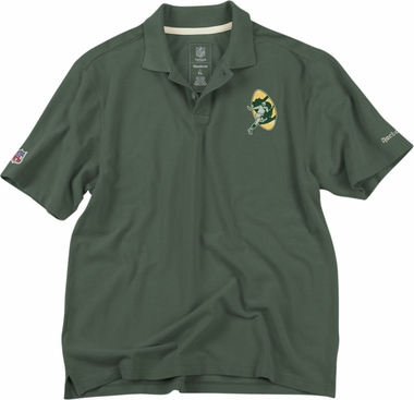 Green Bay Packers Vintage Retro Polo Shirt