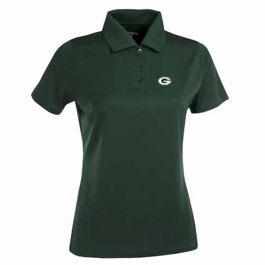Green Bay Packers Womens Exceed Polo (Color: Green)