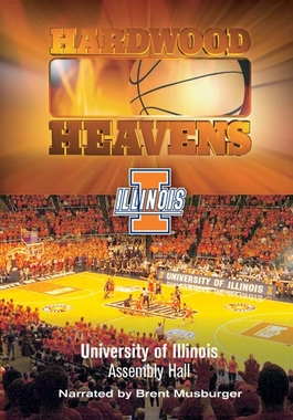 Hardwood Heavens: Illinois - Assembly Hall DVD