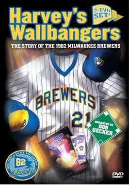Harvey's Wallbangers: The 1982 Milwaukee Brewers DVD