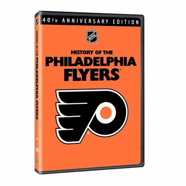 History of Philadelphia Flyers DVD