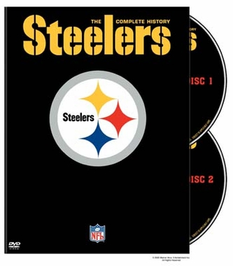 History of the Pittsburgh Steelers DVD