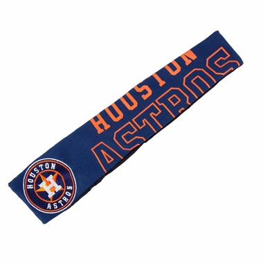 Houston Astros FanBand Hair Band