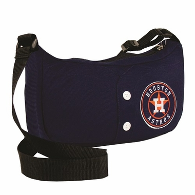 Houston Astros Jersey Material Purse