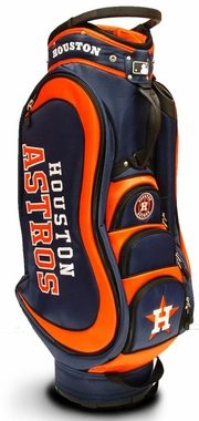 Houston Astros Medalist Cart Bag