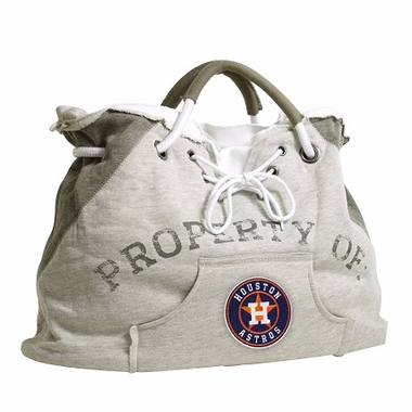 Houston Astros Property of Hoody Tote
