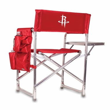 Houston Rockets Sports Chair (Red)