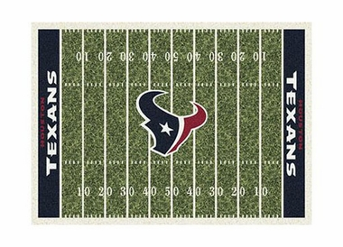 "Houston Texans 3'10"" x 5'4"" Premium Field Rug"