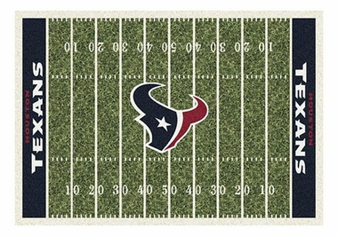 "Houston Texans 5'4"" x 7'8"" Premium Field Rug"