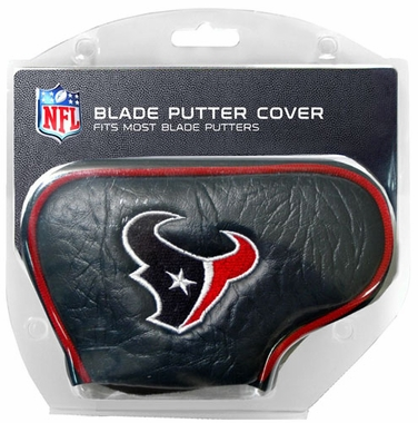 Houston Texans Blade Putter Cover
