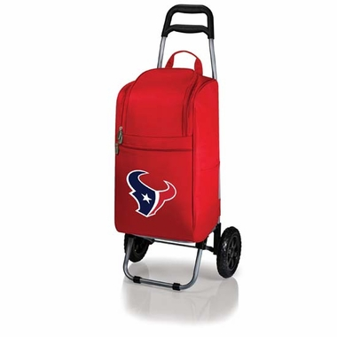 Houston Texans Cart Cooler (Red)