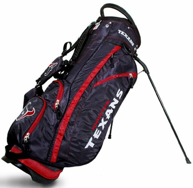 Houston Texans Fairway Stand Bag