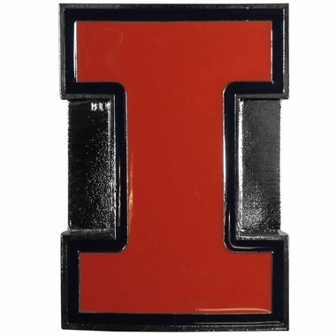 Illinois Fighting Illini Hitch Cover Class 3