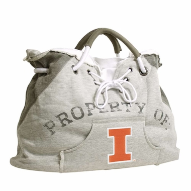 Illinois Property of Hoody Tote