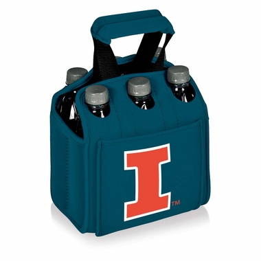 Illinois Six Pack (Blue)