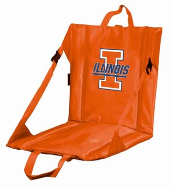 Illinois Stadium Seat