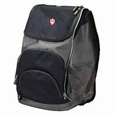 Indiana Action Backpack (Color: Black)