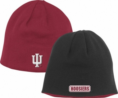 Indiana Adidas Reversible Knit Hat