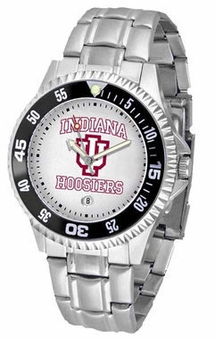 Indiana Competitor Men's Steel Band Watch