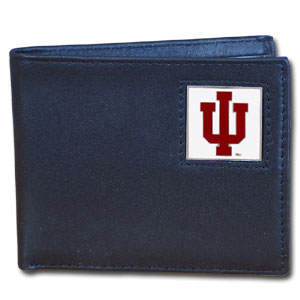 Indiana Leather Bifold Wallet (F)