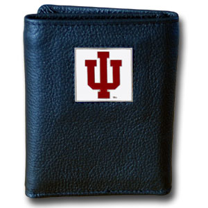 Indiana Leather Trifold Wallet (F)