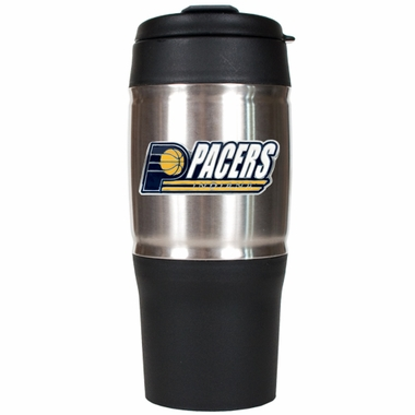 Indiana Pacers 18oz Oversized Travel Tumbler