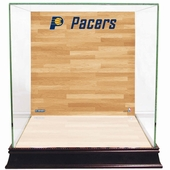Indiana Pacers Display Cases