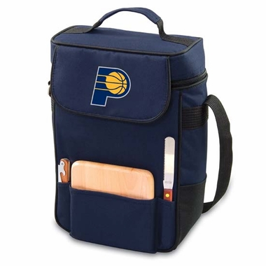 Indiana Pacers Duet Compact Picnic Tote (Navy)