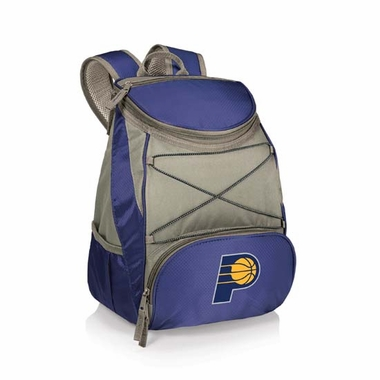 Indiana Pacers PTX Backpack Cooler (Navy)