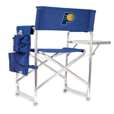 Indiana Pacers Sports Chair (Navy)