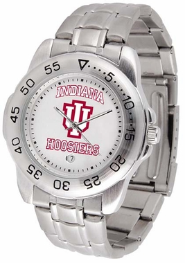 Indiana Sport Steel Band Mens Watch