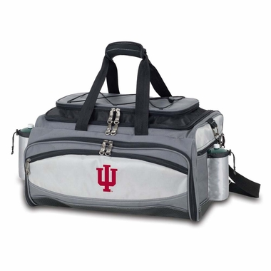 Indiana Vulcan Embroidered Tailgate Cooler (Black)