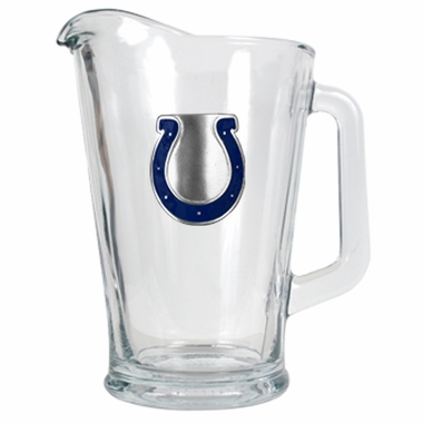 Indianapolis Colts 60 oz Glass Pitcher
