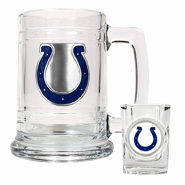 Indianapolis Colts Boilermaker Set