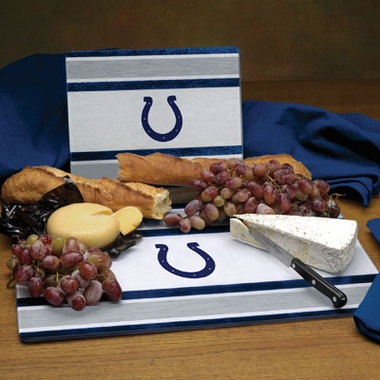 Indianapolis Colts Cutting Board Set
