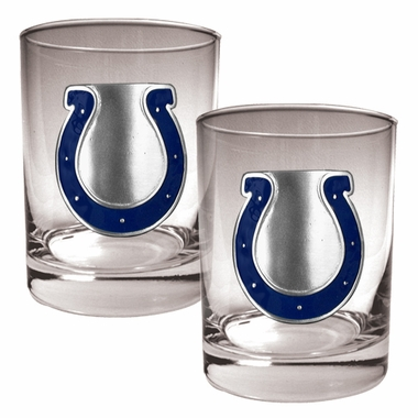 Indianapolis Colts Double Rocks Set