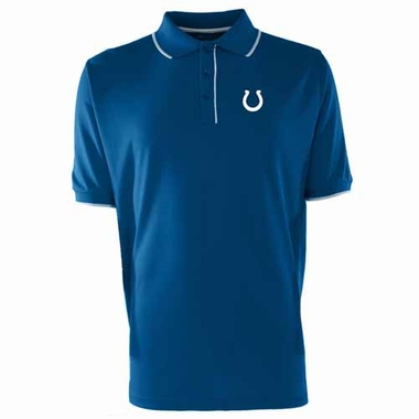 Indianapolis Colts Mens Elite Polo Shirt (Color: Royal)