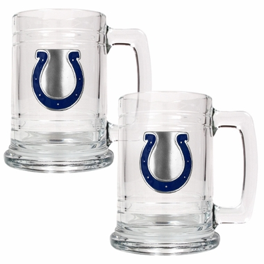 Indianapolis Colts Set of 2 15 oz. Tankards