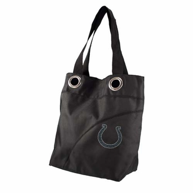 Indianapolis Colts Sport Noir Sheen Tote