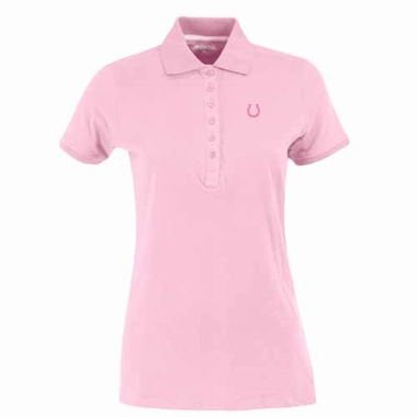 Indianapolis Colts Womens Spark Polo (Color: Pink)