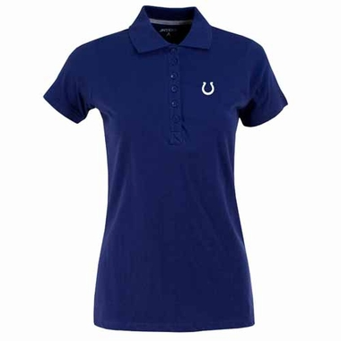 Indianapolis Colts Womens Spark Polo (Color: Royal)