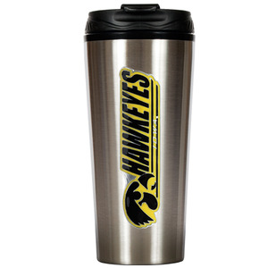 Iowa 16 oz. Thermo Travel Tumbler