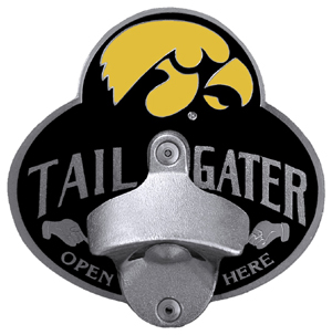 iowa bottle opener hitch cover. Black Bedroom Furniture Sets. Home Design Ideas
